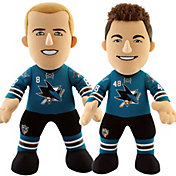 Bleacher Creatures San Jose Sharks Pavelski & Hertl Smusher Plush Duo