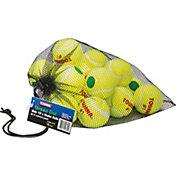 Tourna Pressurized Green Dot Youth Tennis Balls 18-Pack
