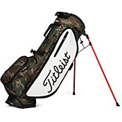 Titleist 2020 Players 4 Plus Special Edition Woodland Camo Stand Bag