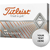 Titleist 2020 Velocity Personalized Golf Balls