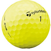 TaylorMade 2019 TP5 Yellow Personalized Golf Balls