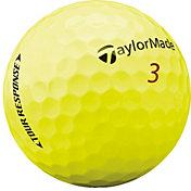 TaylorMade Tour Response Yellow Golf Balls