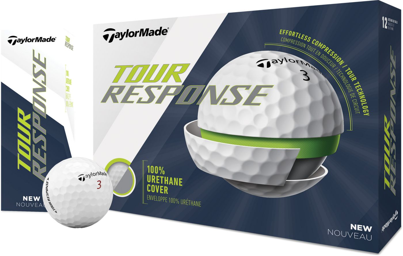TaylorMade Tour Response Golf Balls
