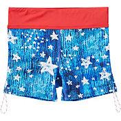 TYR Girls' Twinkle Della Boy Swim Shorts