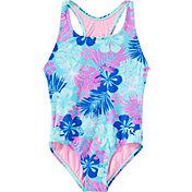TYR Girls' LUAU Ella Maxfit One-Piece Swimsuit