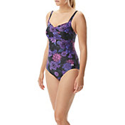 TRY Women's Primrose Twist Bra Controlfit One Piece Swimsuit