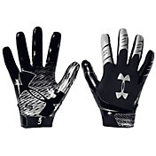 Under Armour Adult F7 Football Receiver Gloves