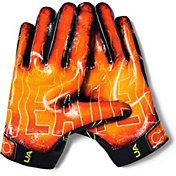 Under Armour Adult F7 Novelty Football Receiver Gloves 2020