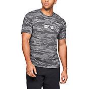 Under Armour Men's Camo Yards Football T-Shirt