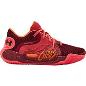 Under Armour Spawn Low 2 Basketball Shoes
