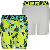 Under Armour Boys' Fury Boxer Set 2 Pack