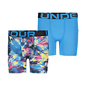 Under Armour Boys' Murk Boxer Set 2 Pack