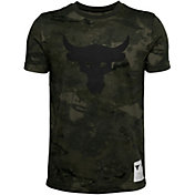 Under Armour Boys' Project Rock Veteran's Day T-Shirt