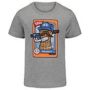 Under Armour Boys' Peanut Baseball T-Shirt