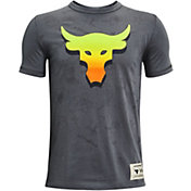 Under Armour Boys' Project Rock SMS T-Shirt