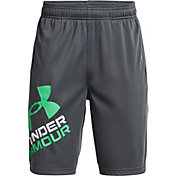 Under Armour Boys' Prototype 2.0 Logo Shorts