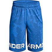 Under Armour Boys' Renegade 3.0 Jacquard Shorts