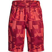Under Armour Boys' Renegade 3.0 Printed Shorts
