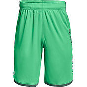 Under Armour Boys' Stunt 3.0 Shorts