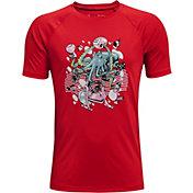 Under Armour Boys' Tech Octo-Sport T-Shirt