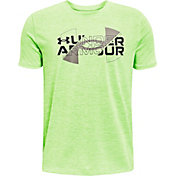 Under Armour Boys' Vented Short Sleeve T-Shirt