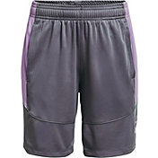 Under Armour Girls' Performance Basketball Shorts