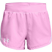 Under Armour Girls' UA Fly By Shorts