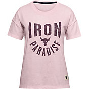 Under Armour Girls' Project Rock Graphic T-Shirt