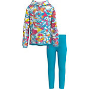 Under Armour Girls' Tie Dye Legging Set