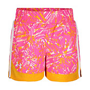 Under Armour Little Girls' Trace Sprint Shorts