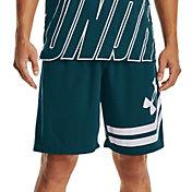 "Under Armour Men's Baseline 10"" Court Basketball Shorts"