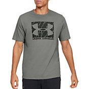Under Armour Men's Camo Boxed Logo Short Sleeve T-Shirt