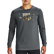 Under Armour Men's Camo Fill Long Sleeve Shirt