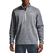 Under Armour Men's Armour Fleece 1/2 Zip Long Sleeve Shirt