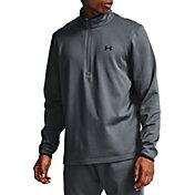 Under Armour Men's Armour Fleece 1/2 Zip Long Sleeve Shirt