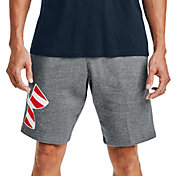 Under Armour Men's Freedom Rival Big Flag Logo Shorts