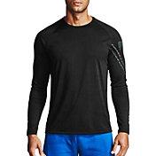 Under Armour Men's Gradient Logo Tech Long Sleeve T-Shirt