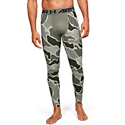 Under Armour Men's HeatGear Armour 2.0 Printed Leggings (Regular and Big & Tall)