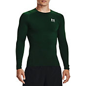Under Armour Men's HeatGear Compression Long Sleeve Shirt