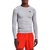 Under Armour Men's HeatGear Compression Long Sleeve Shirt