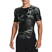 Under Armour Men's HG Iso-Chill Compression Short Sleeve Shirt