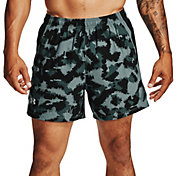 """Under Armour Men's Launch SW 5"""" Branded Shorts"""