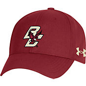 Under Armour Men's Boston College Eagles Maroon Adjustable Hat