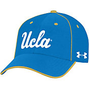 Under Armour Men's UCLA Bruins True Blue Isochill Adjustable Hat