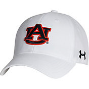 Under Armour Men's Auburn Tigers Adjustable White Hat