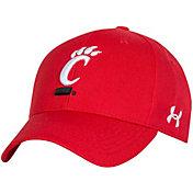 Under Armour Men's Cincinnati Bearcats Red Adjustable Hat