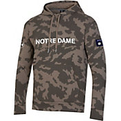 Under Armour Men's Notre Dame Fighting Irish Camo Hoodie