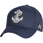 Under Armour Men's Navy Midshipmen Navy Adjustable Hat