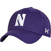 Under Armour Men's Northwestern Wildcats Purple Adjustable Hat