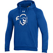 Under Armour Men's Seton Hall Pirates Blue All Day Hoodie